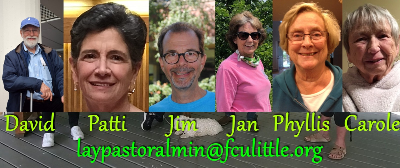 FCU Lay Pastoral Ministers